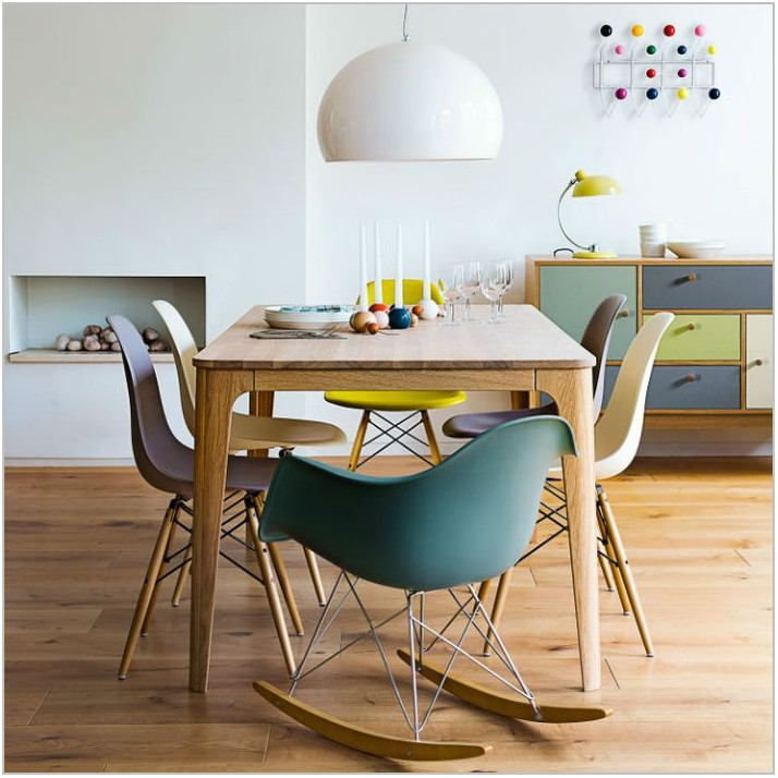 Scandinavian Design Dining Room Chairs