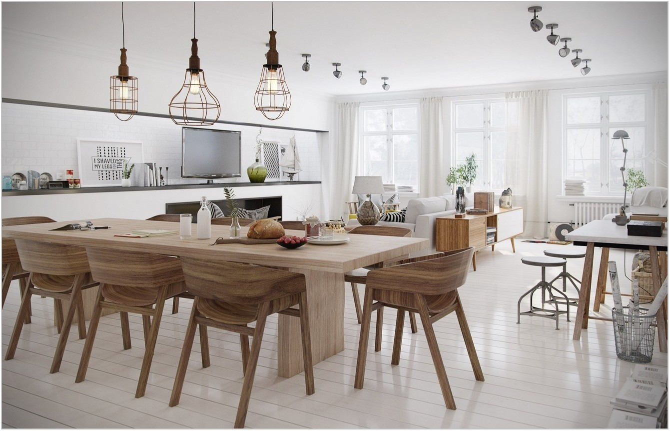 Scandinavian Design Dining Room Tables