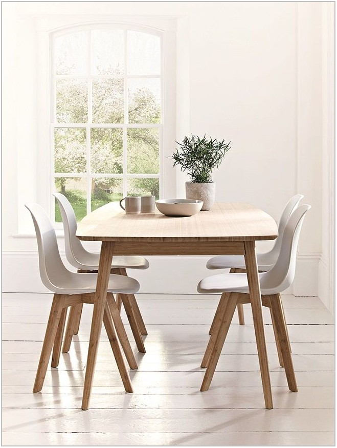 Scandinavian Dining Room Table