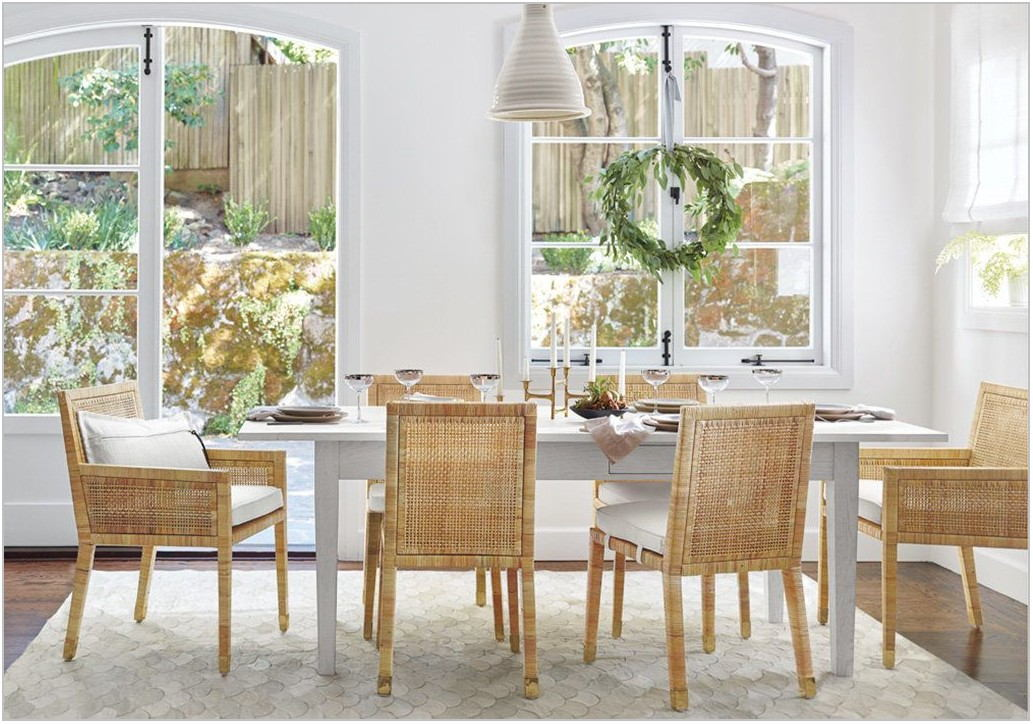 Serena And Lily Dining Room