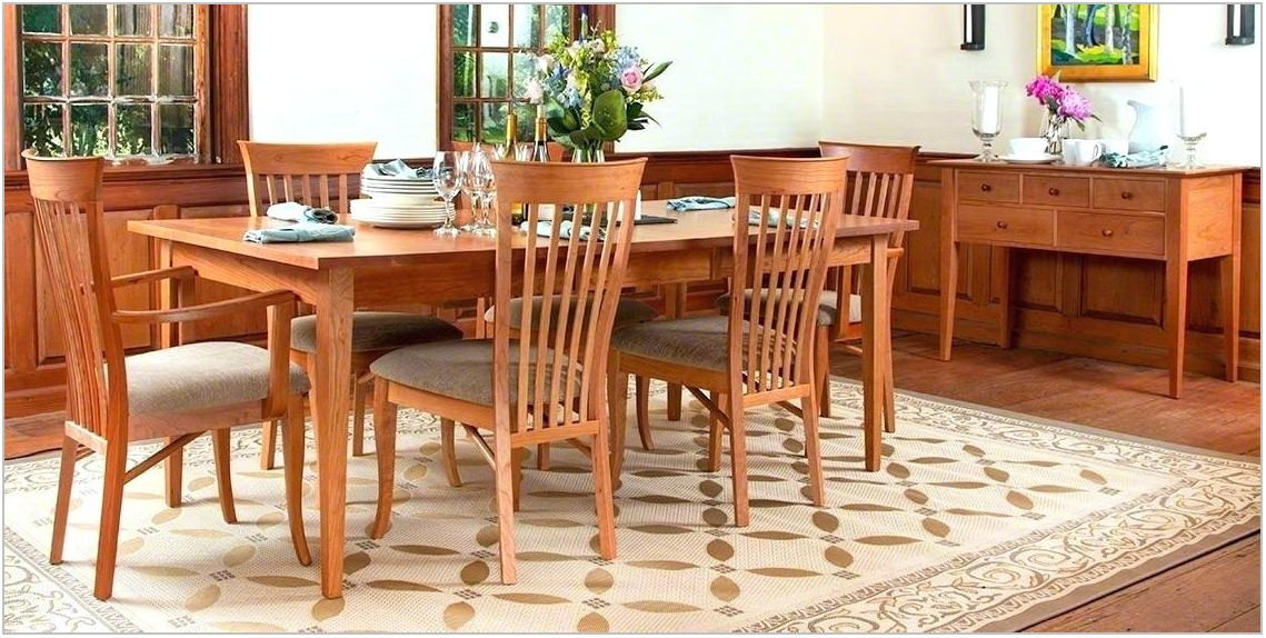 Shaker Style Dining Room Chairs