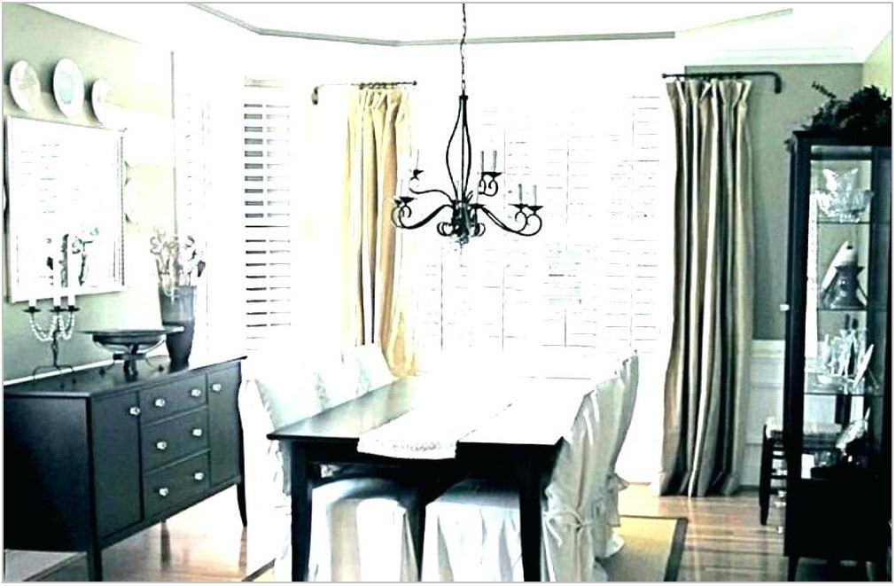 Short Dining Room Curtains