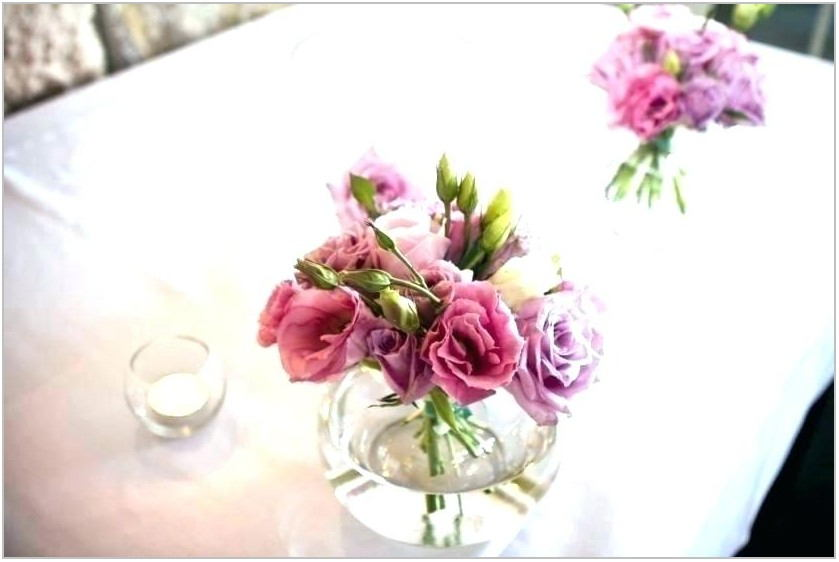 Silk Centerpieces For Dining Room Table