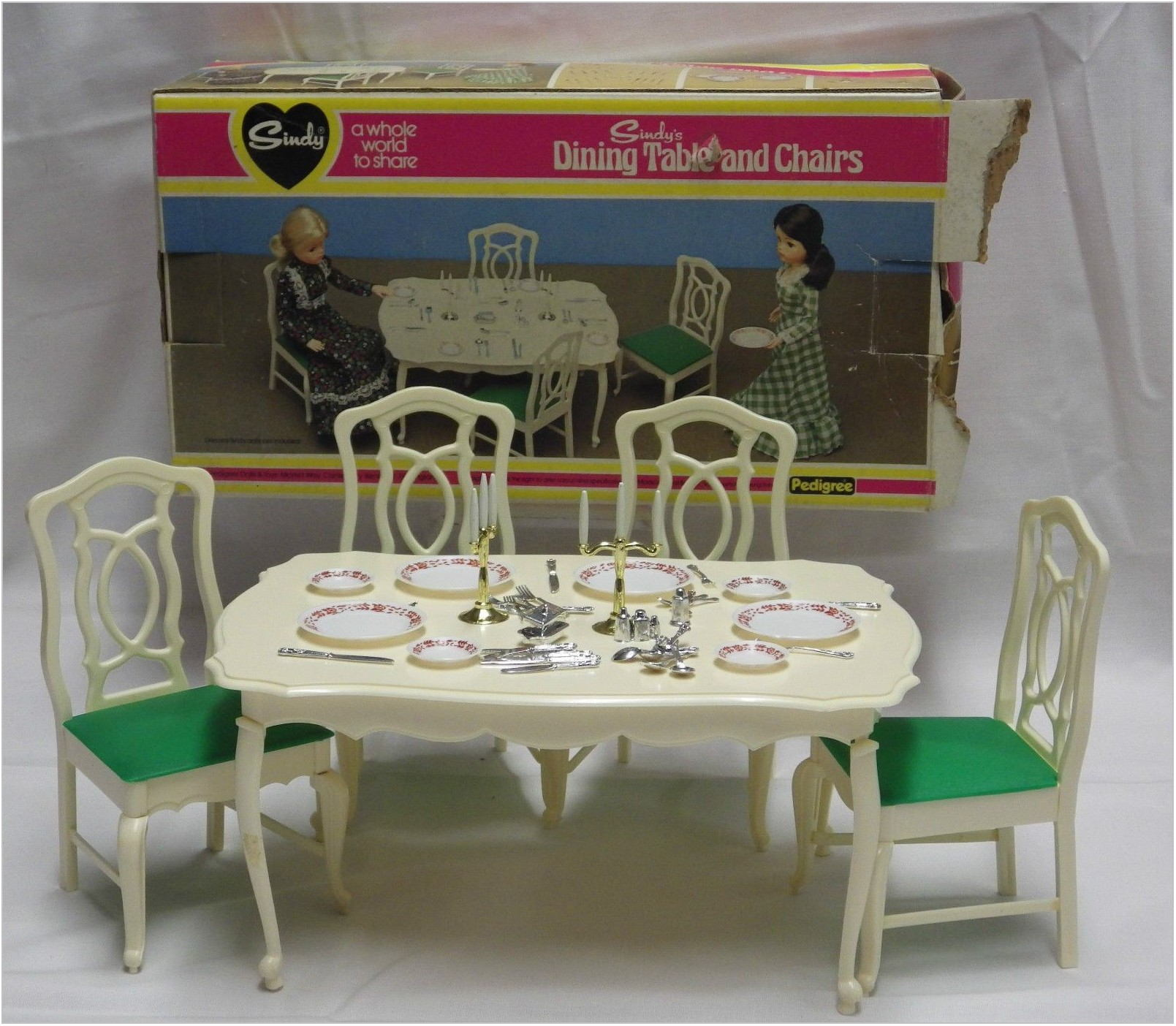 Sindy Dining Room Set