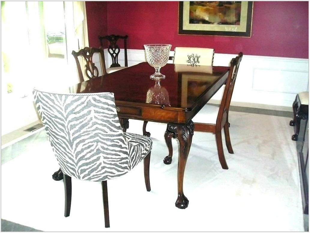 Slipcovers For Large Dining Room Chairs
