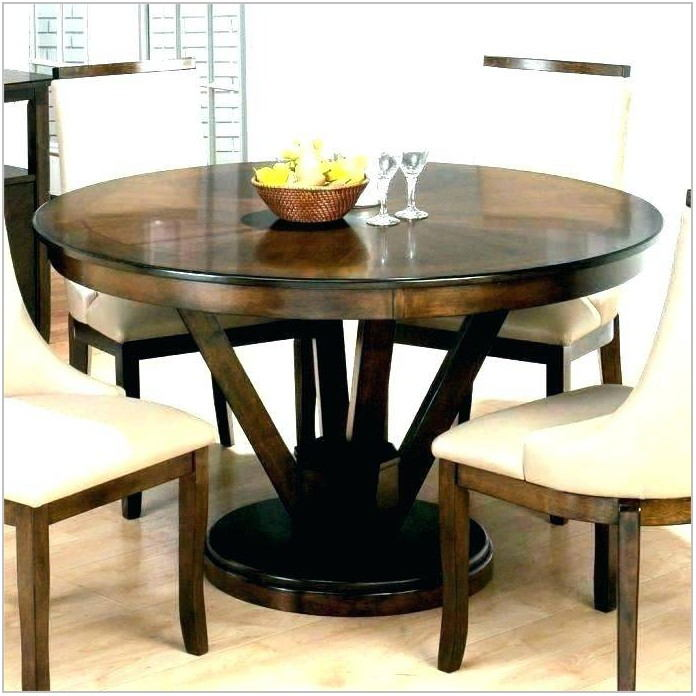 Small Circle Dining Room Table