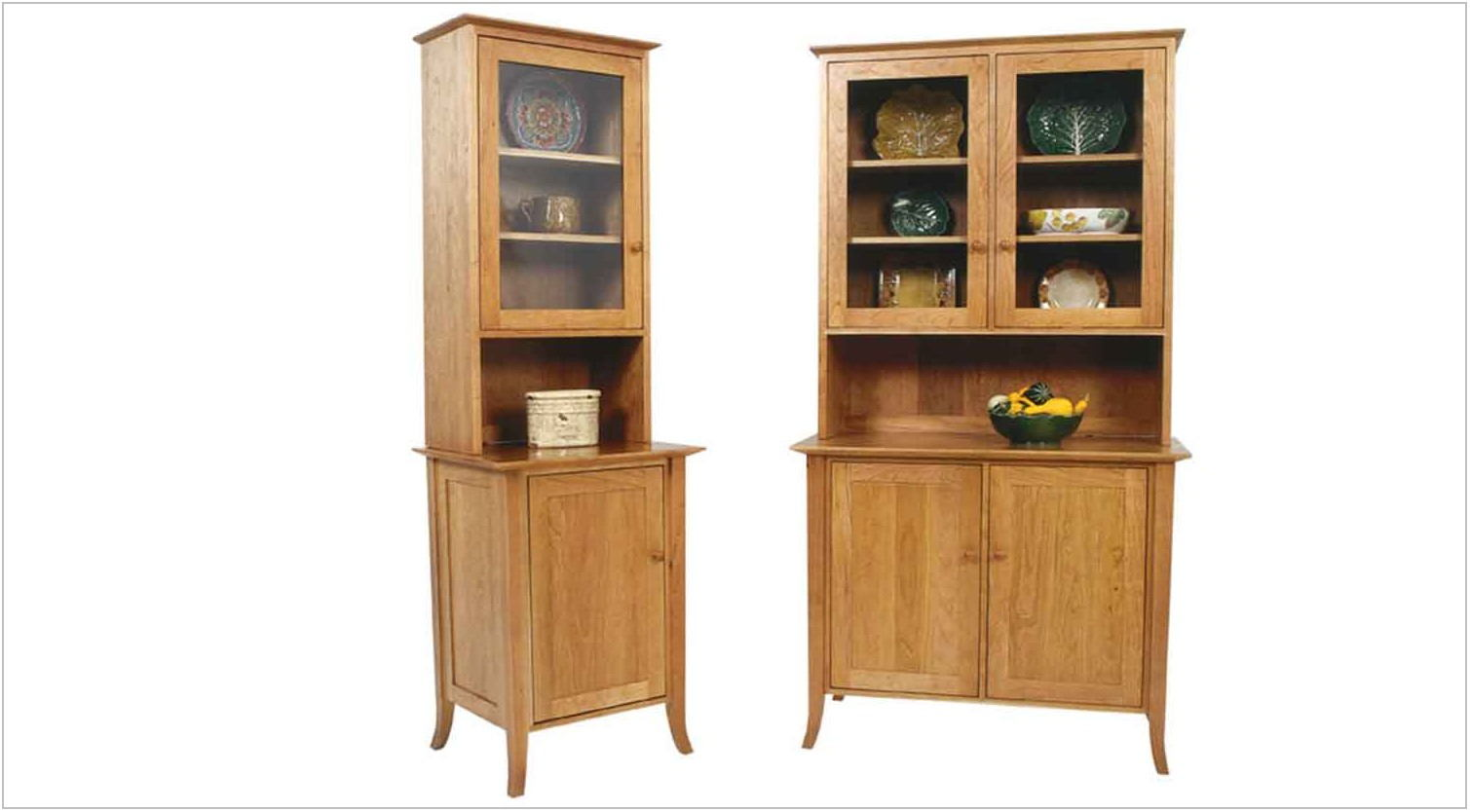 Small Dining Room Hutch Buffet