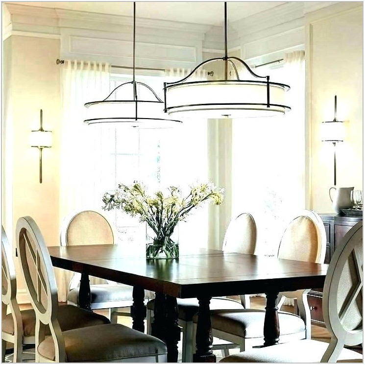 Small Dining Room Lighting Ideas