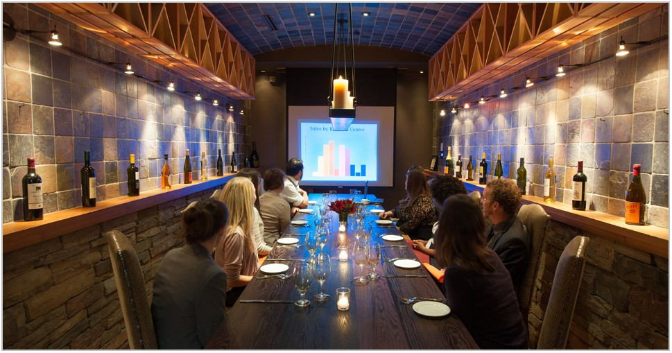 Small Private Dining Rooms Portland