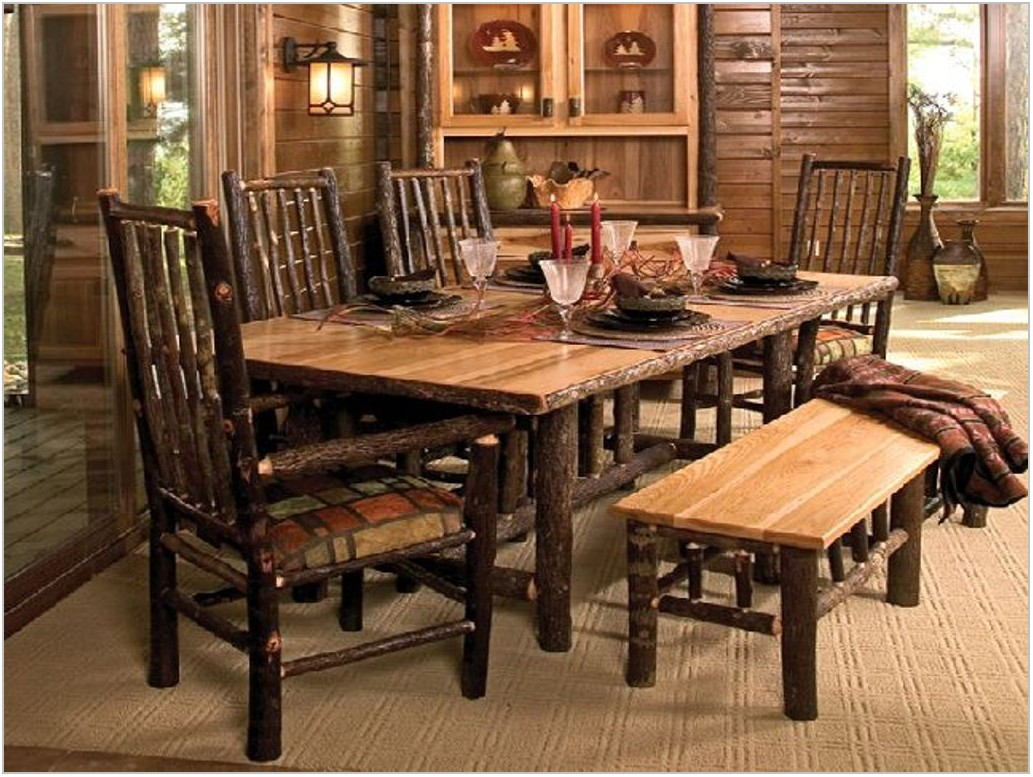 Small Rustic Dining Room Table