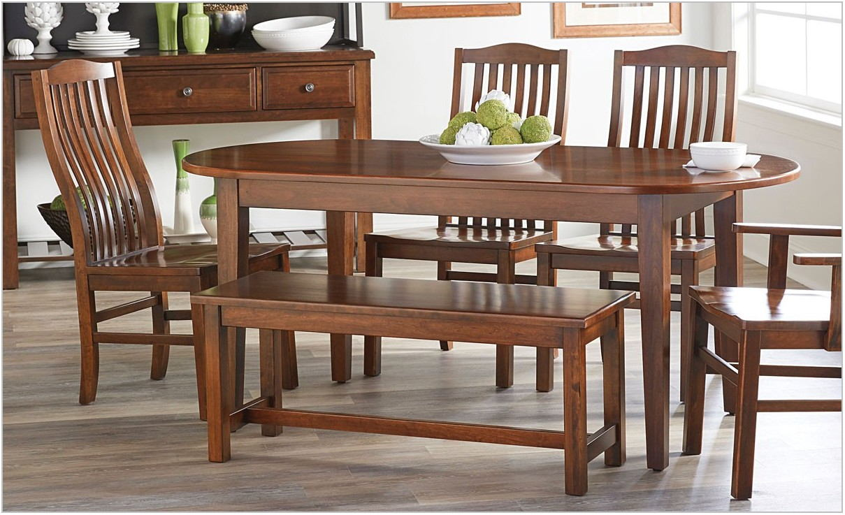 Solid Cherry Dining Room Chairs