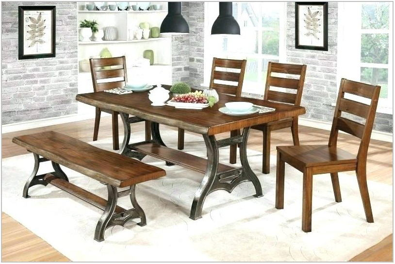 Solid Cherry Dining Room Table And Chairs