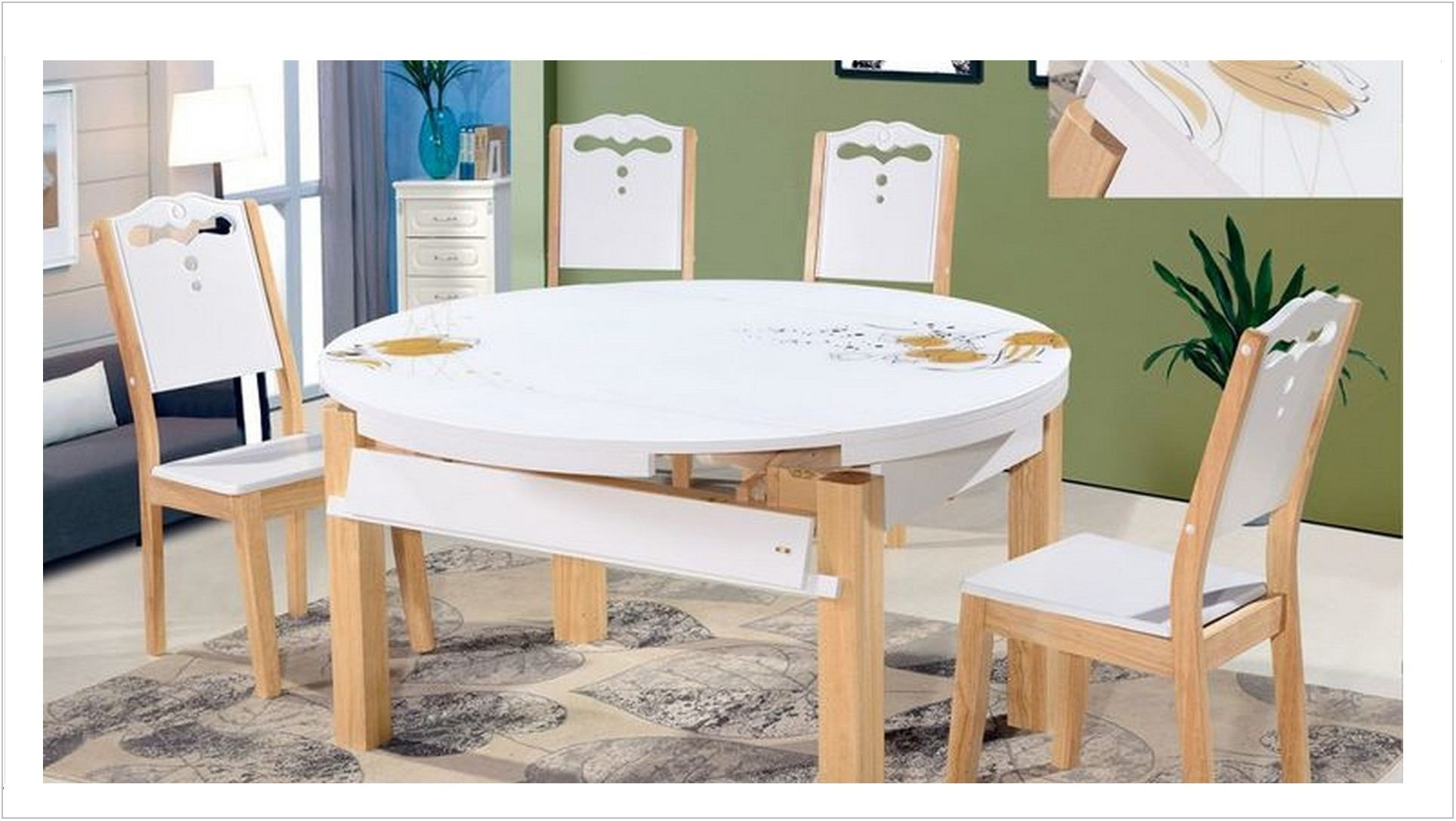 Solid Hardwood Dining Room Tables