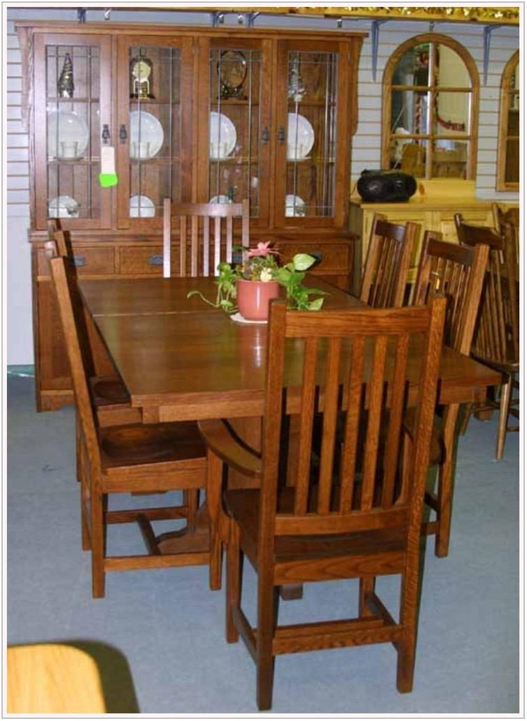 Solid Maple Dining Room Chairs