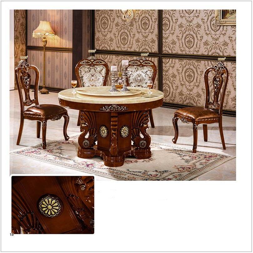 Solid Wood Dining Room Furniture Sets