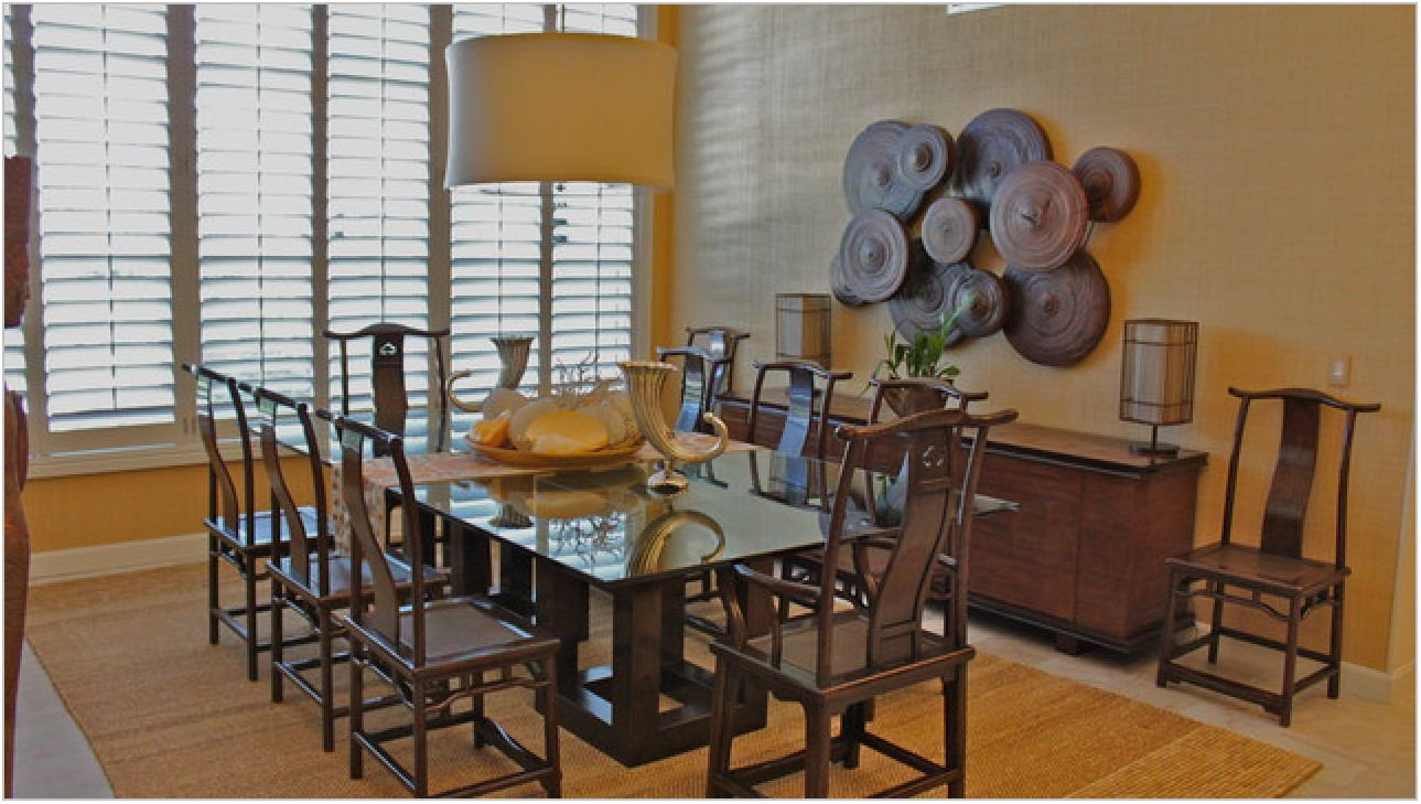 Sophisticated Dining Rooms