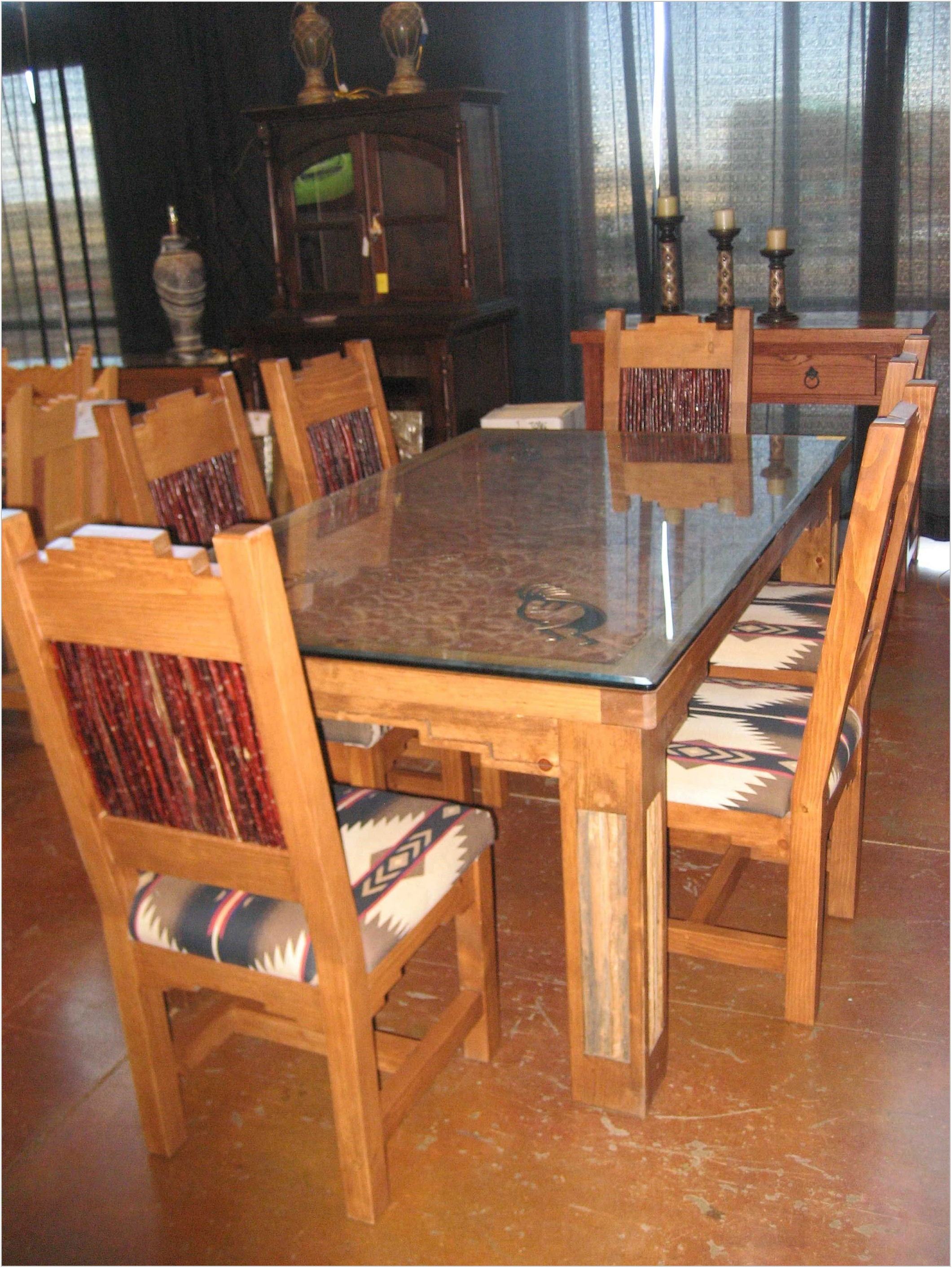 Southwestern Style Dining Room Tables