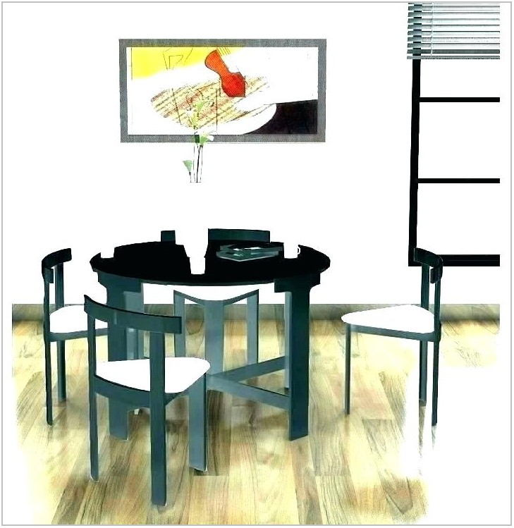 Space Saver Dining Room Set