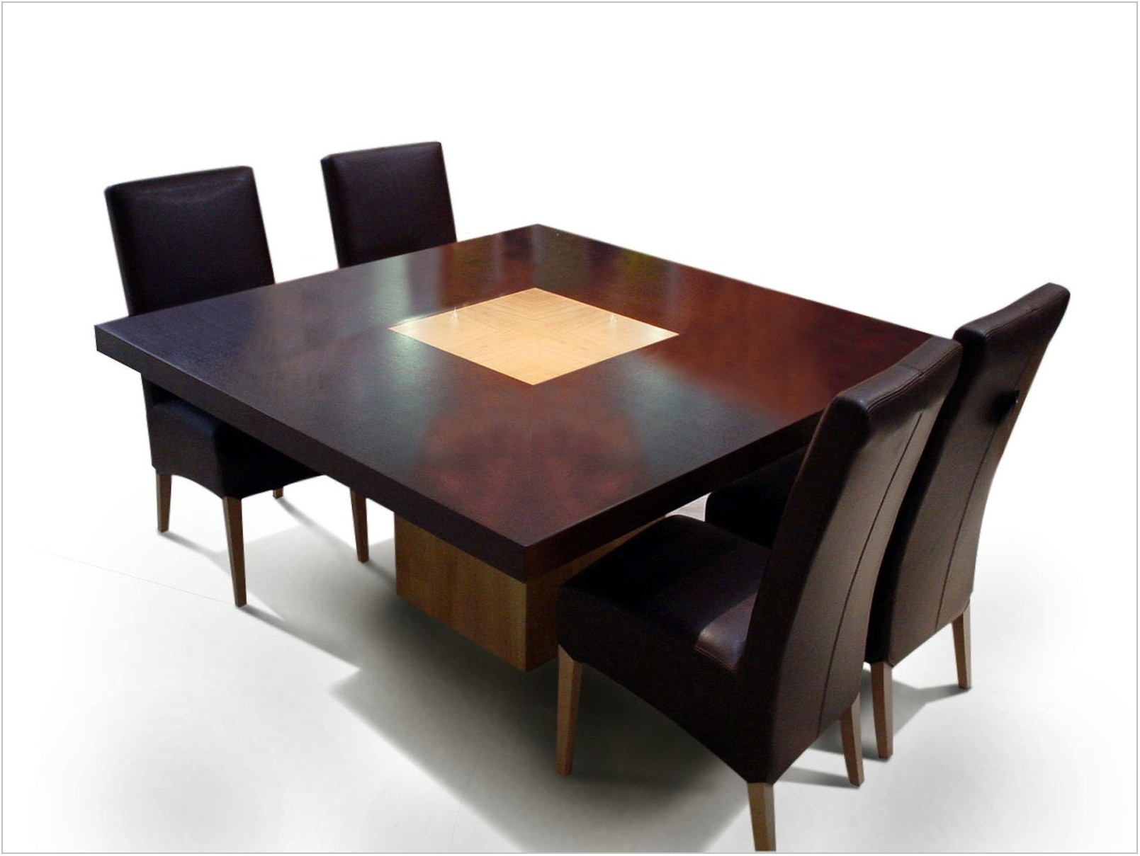 Square Dining Room Table For 4