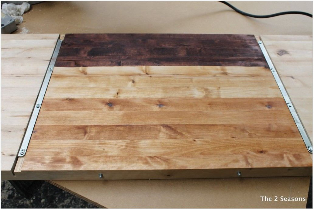 Staining A Dining Room Table