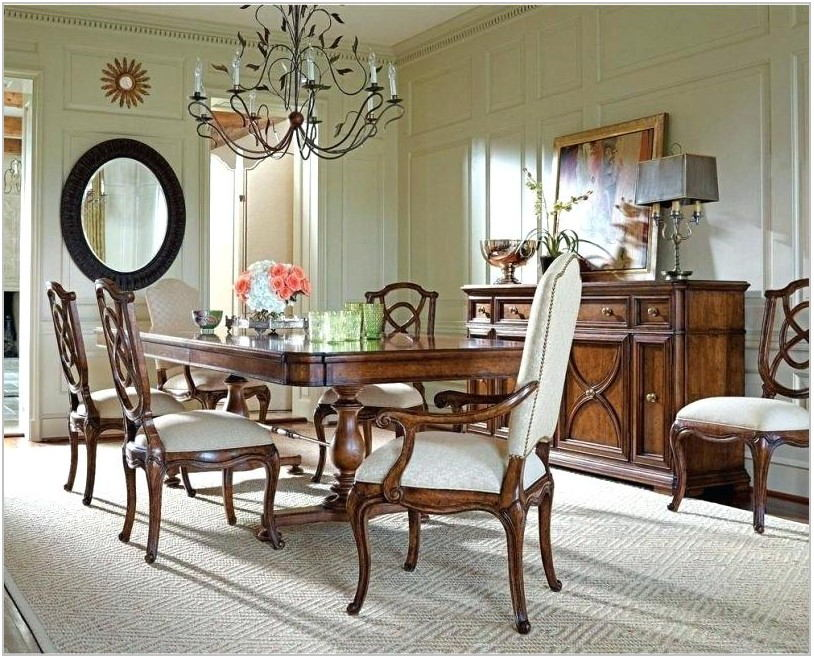 Stanley Furniture Dining Room Chairs