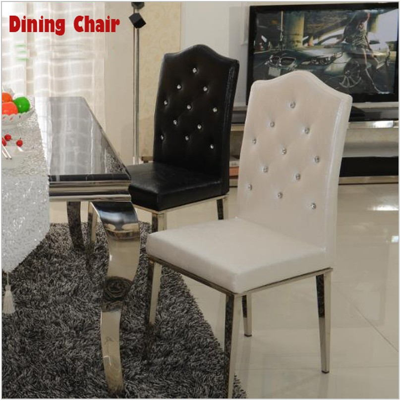 Steel Dining Room Chairs