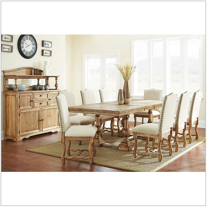 Steve Silver Dining Room Set