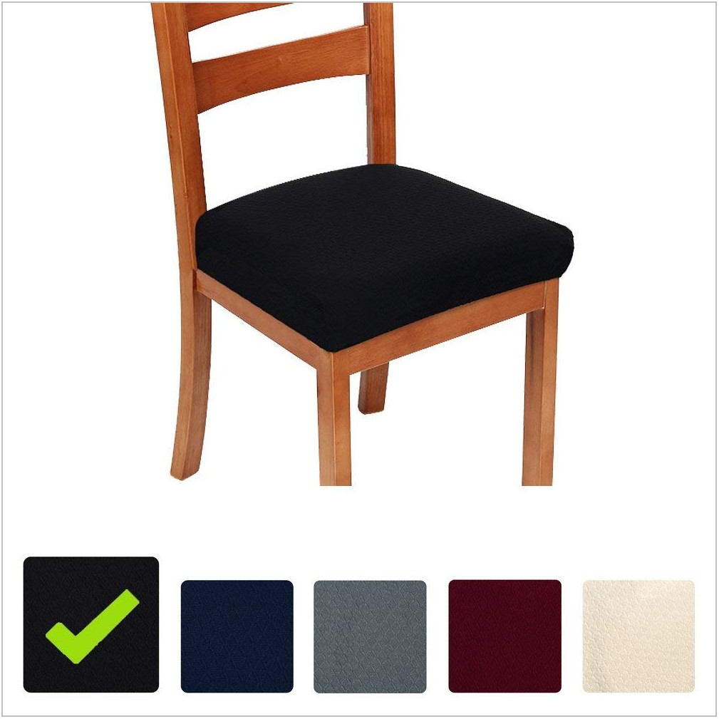 Stretch Chair Seat Covers For Dining Room