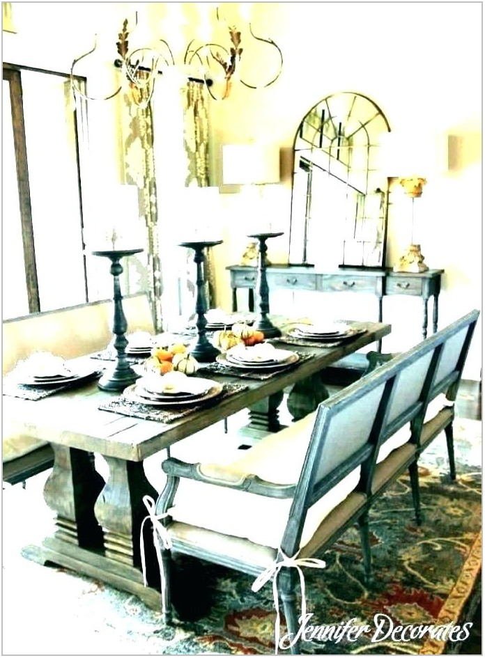 Styling Dining Room Table