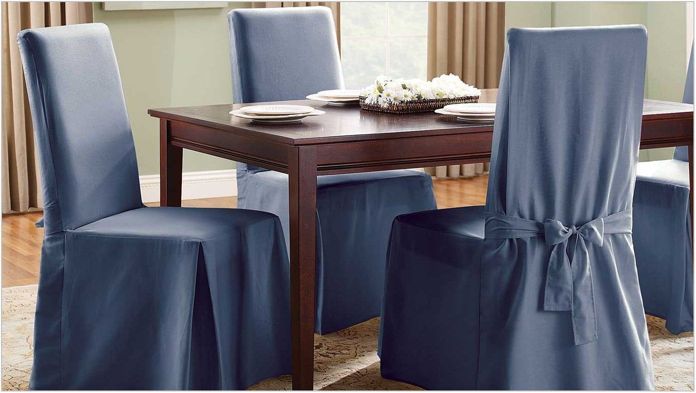 Teal Dining Room Chair Covers