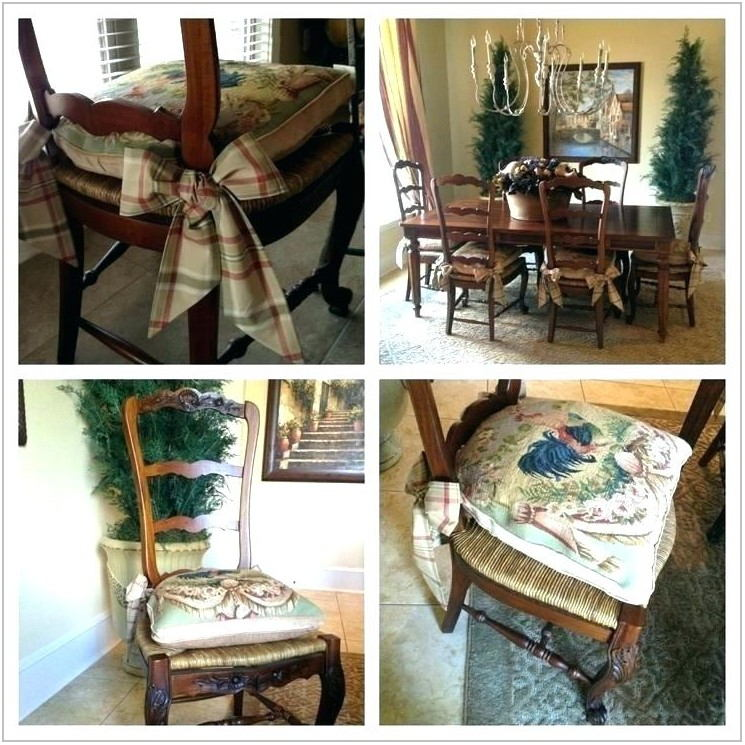 Thick Dining Room Chair Cushions