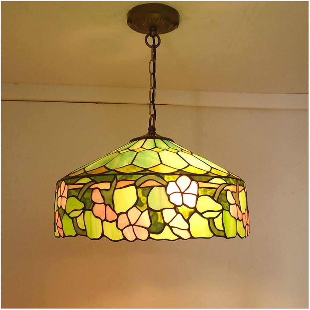 Tiffany Style Dining Room Chandelier