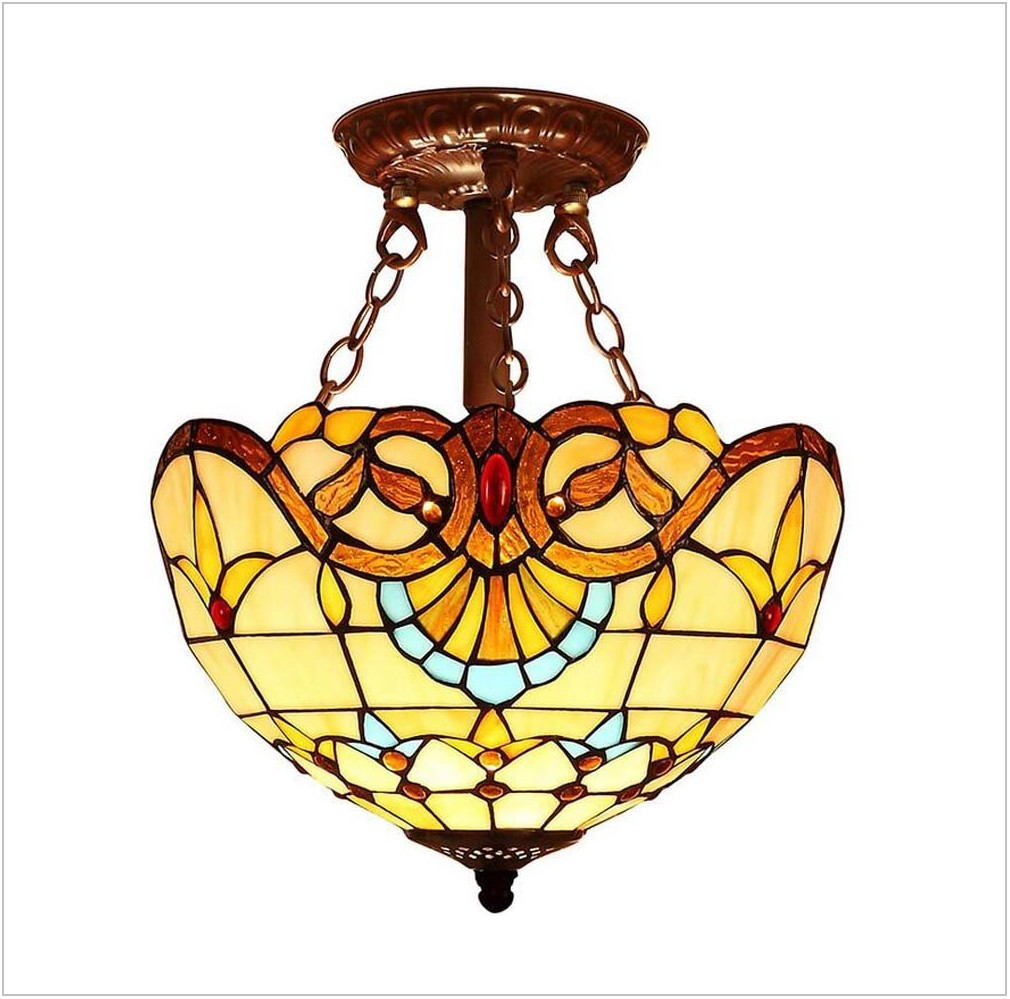 Tiffany Style Dining Room Lights