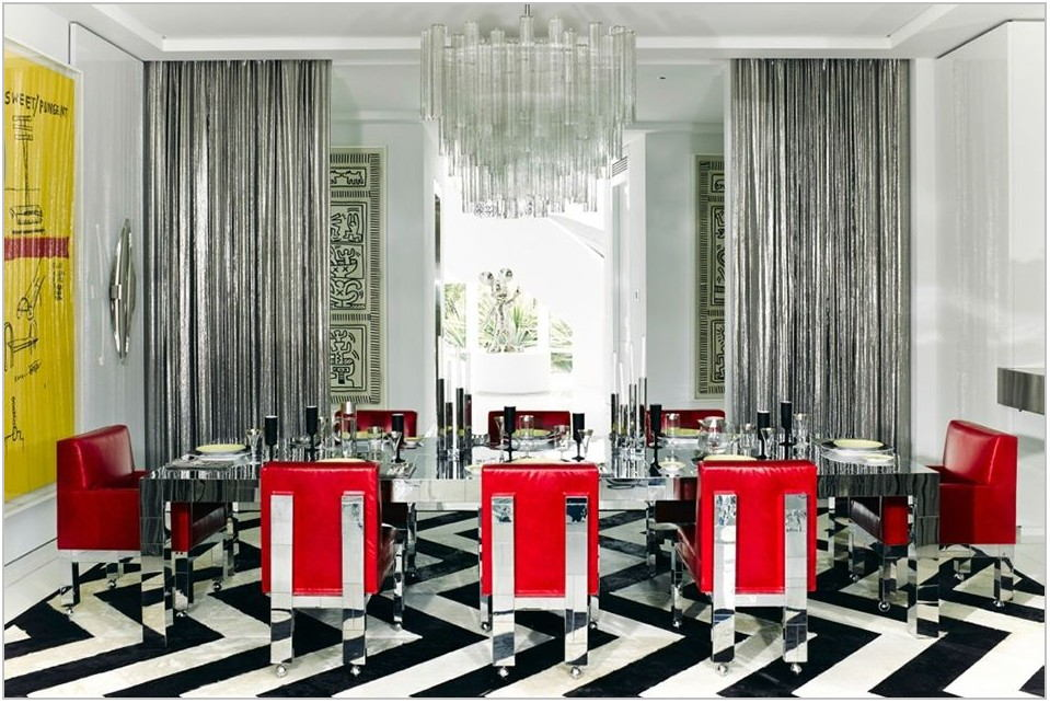 Tommy Hilfiger Dining Room Chairs