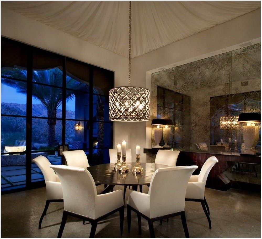 Transitional Dining Room Light Fixtures