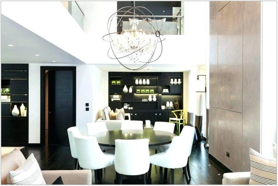 Transitional Dining Room Lighting