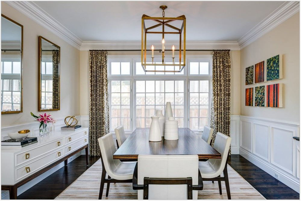 Transitional Formal Dining Room Sets