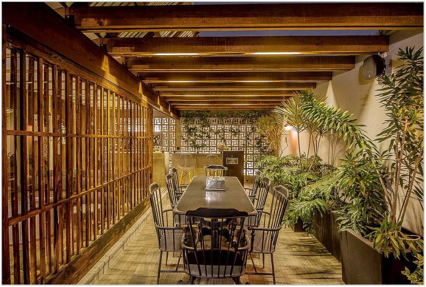 Tropical Dining Room Ideas
