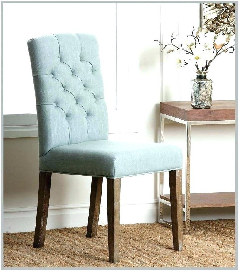 Tufted Chair Dining Room Set