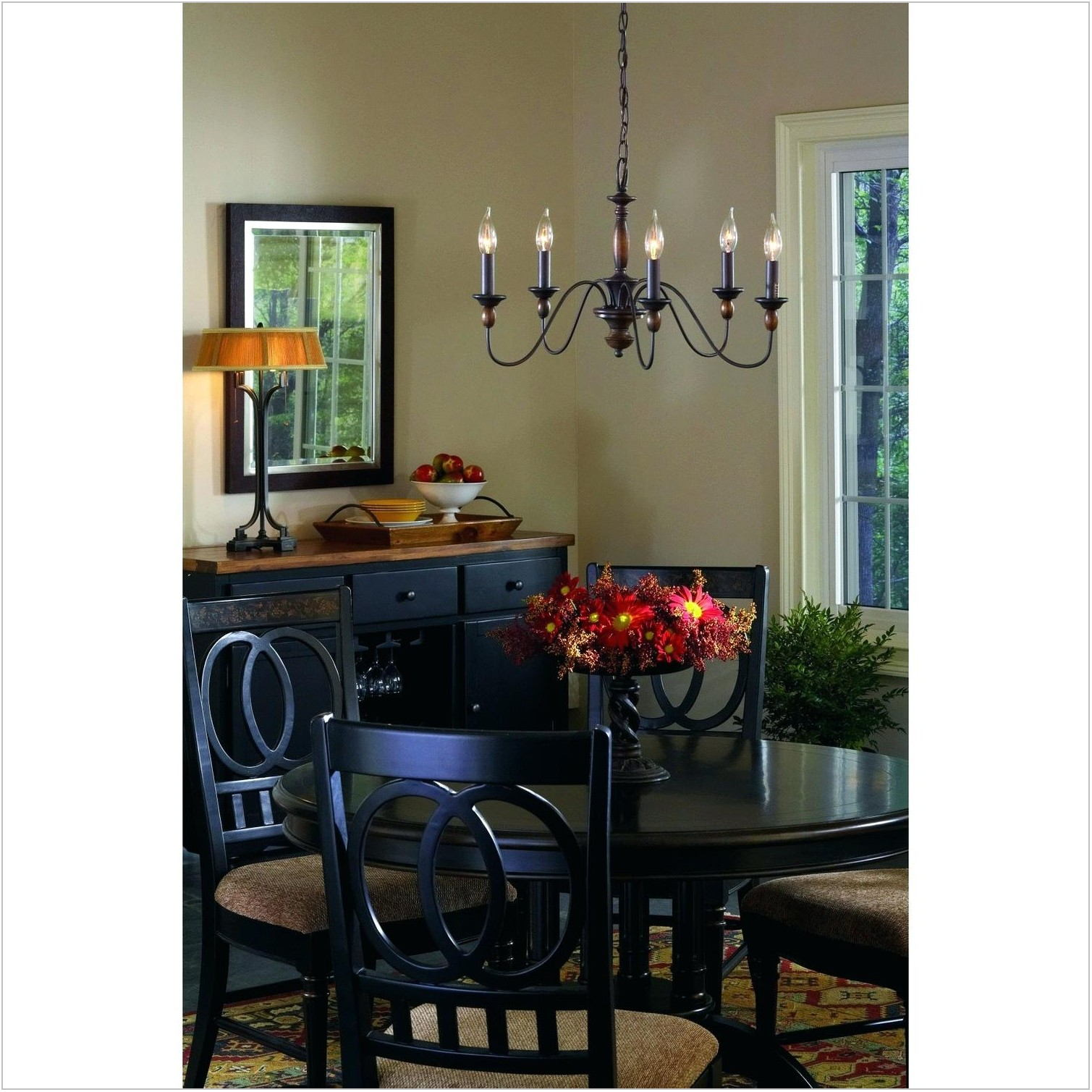 Tuscan Dining Room Chandeliers