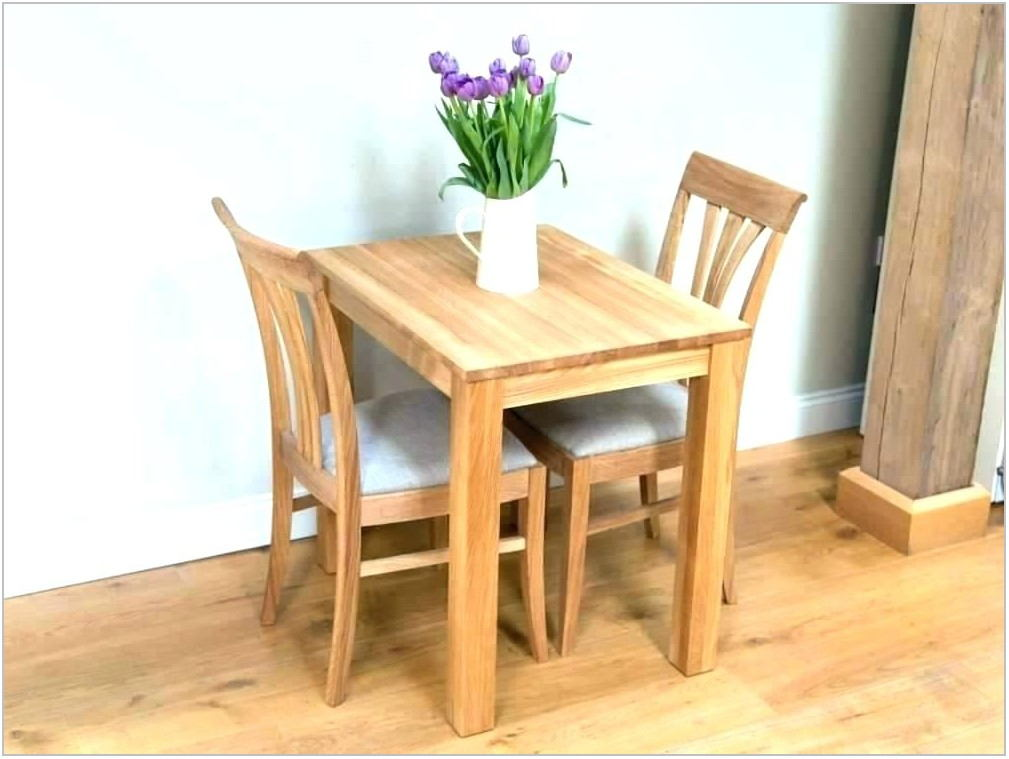 Two Person Dining Room Set