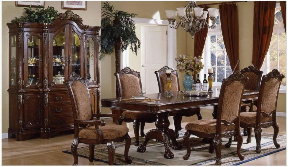 Unique Formal Dining Room Sets
