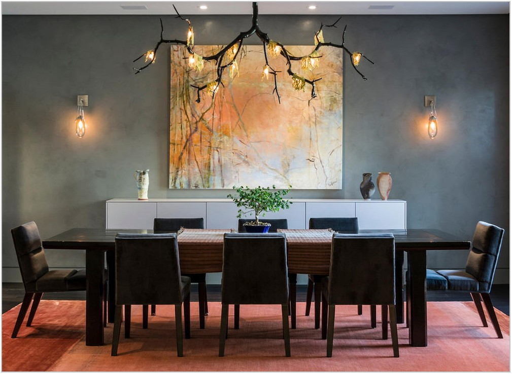 Unique Light Fixtures For Dining Room
