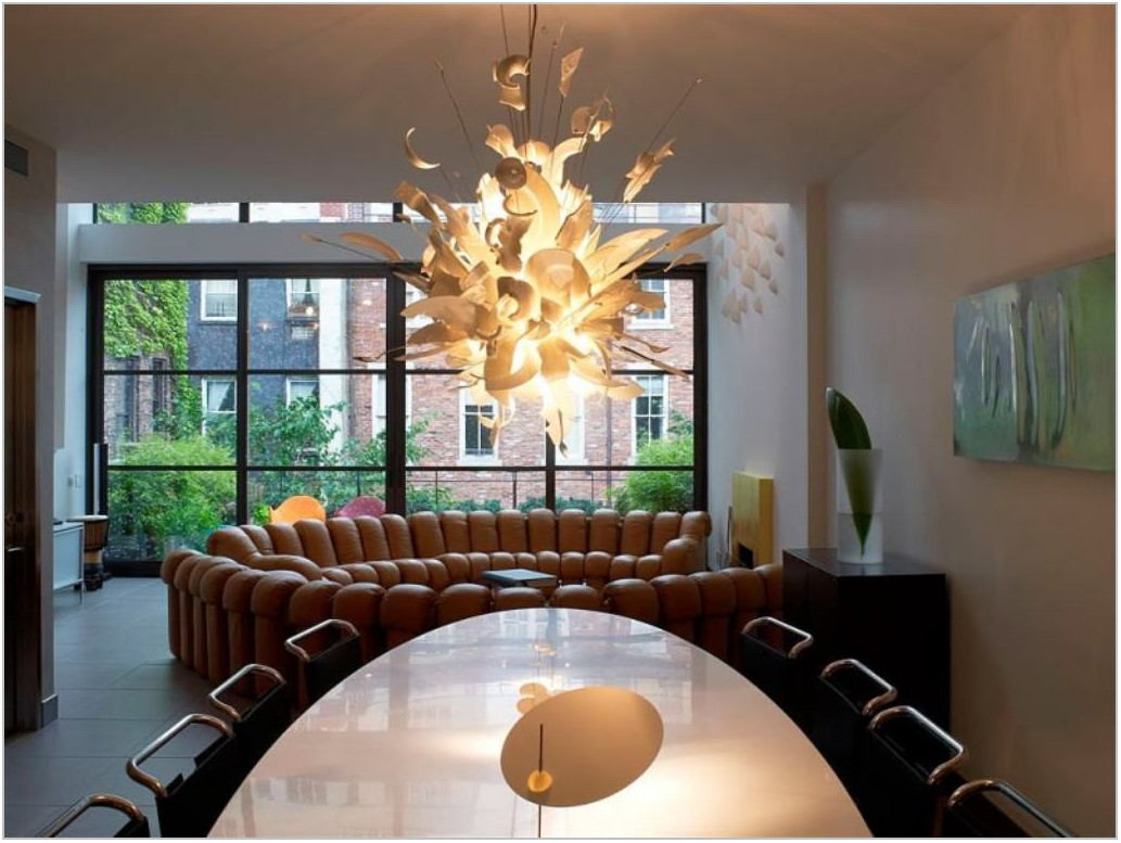 Unique Lighting For Dining Room
