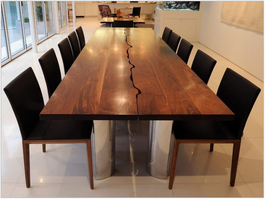 Unique Wood Dining Room Tables