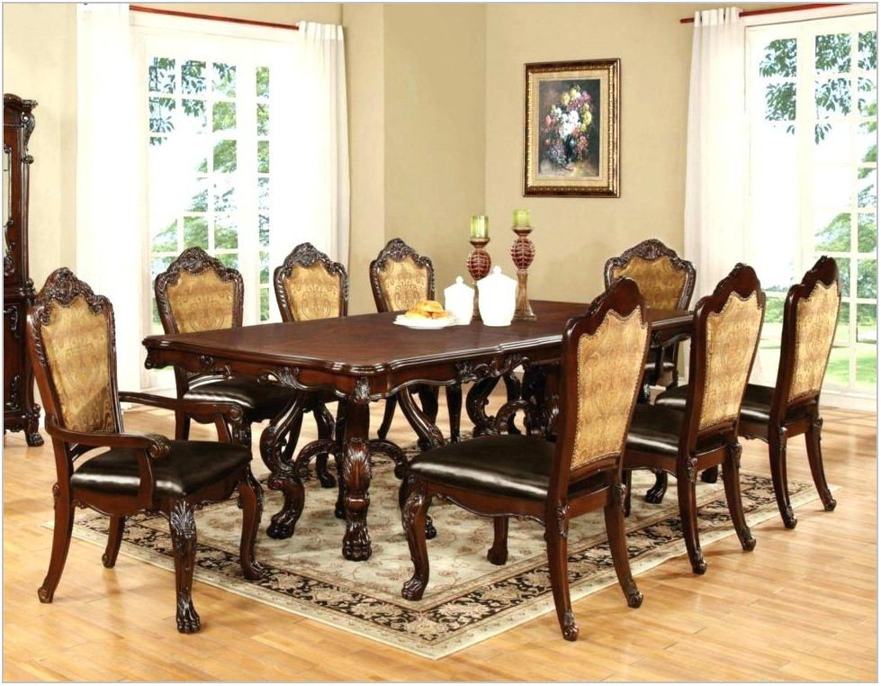 Update Cherry Dining Room Set