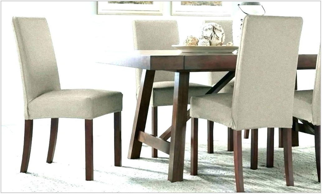 Upholstered Dining Room Chairs Set Of 4