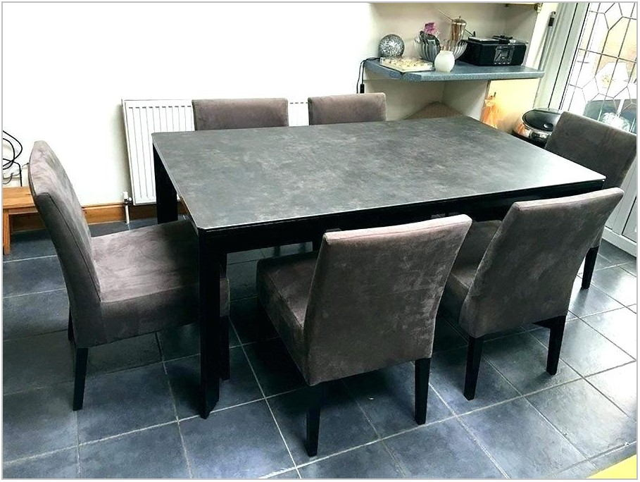 Urban Dining Room Table