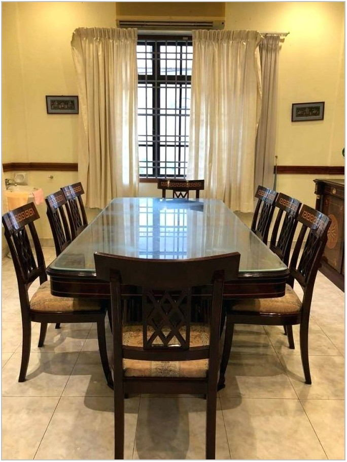 Versace Dining Room Set