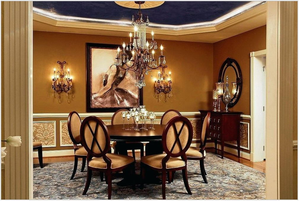 Victorian Dining Room Chandeliers